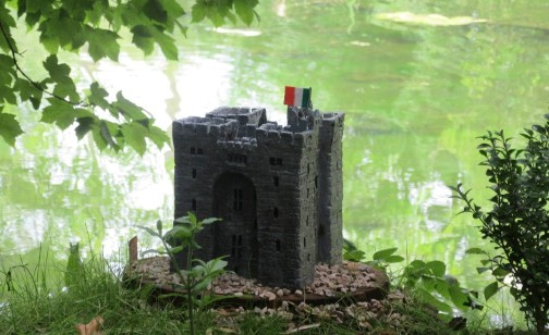 Fairy castle at Bunratty